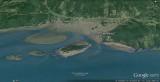 Paddling in Five Islands, Nova Scotia  12 July 2014