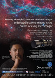 Astronomy Now advert May 2014