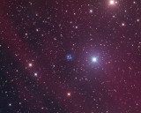 Longmore 3 Planetary nebula in Puppis