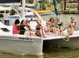 Catamaran Happy Hour