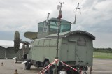 Roadable control tower