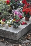 Jim Morrison's grave...