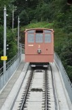 Funicular to the Königstuhl peak