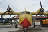 Canadair  CL-215 Water bomber