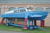 Hydrofoil Yacht