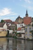 Along the Regnitz river