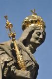 Statue of St. Cunigunde