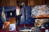 El Honorable Senado de la Nación  homenajeó al explorador argentino Emilio Scotto
