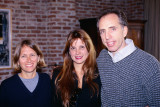 Janet Zucker & Jerry Zucker, director y productor de cine estadounidense | © Emilio Scotto