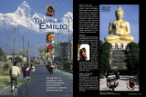 Travels With Emilio IV | Press | © Emilio Scotto