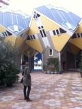 Cube houses, Blaak