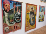 African movie posters @Kunsthal