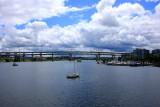 SE Morrison Bridge,  Portland, Oregon