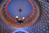 Ceiling, Pittock Mansion, Portland, Oregon