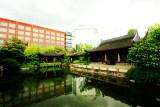 Lan Su Chinese Garden, Portland, Oregon