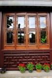 Windows, Lan Su Chinese Garden, Portland, Oregon