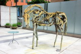 Deborah Butterfield, Dance Horse, 1988, Portland Art Museum, Portland, Oregon