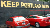 Keep Portland Weird, Portland, Oregon
