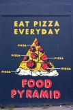 Pizza, Food Pyramid, Portland, Oregon
