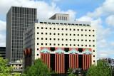 Portland Building, Portland Municipal Services Building, MIchael Graves, 1982, Oregon