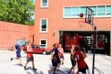 Play Sports, Firemen PF&R Station 1, Basketball, Portland, Oregon