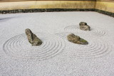 Sand and Stone garden, Japanese Garden, Portland, Oregon
