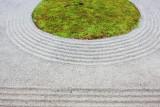 Flat Garden, Japanese Garden, Portland, Oregon