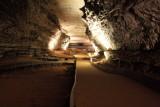 Passageway, Historic Tour, Mammoth Cave National Park, Kentucky