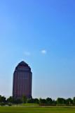 Tallest building in suburbs, Itasca, Illinois
