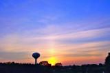 Sunset, Itasca, Illinois