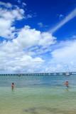 Calusa beach, Bahia Honda State Park, Bahia Honda Key, Florida Keys