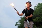 Mallory Square, Fire juggler, Street Performer, Key West, Florida Keys