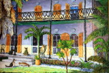 Hemingway Home cats, Key West