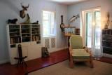 Study, Hemingway Home, Key West