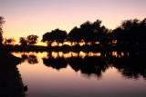 Sunset Lakes Resort, Ronald Reagan Memorial Highway, Quad Cities, IL