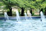 Fountain, Art Institute of Chicago