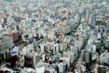 Yokohama, view from Landmark Tower, Japan