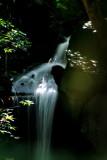 Medaki falls, Naritasan park, Narita, Japan