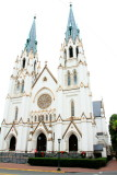 Cathedral of St. John the Baptist, 1873-1896, Lafayette Square