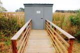 Blind Photo, Savannah National Wildlife Refuge