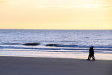 Sunrise, Atlantic Ocean, Coligny beach