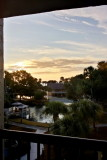 Sunrise, Sonesta Resort, Shipyard Plantation