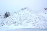 Snow mountain, Deer Grove, Winter 2014