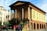 Market Hall, c.1841, 188 Meeting Street