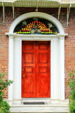 Door, Nathaniel Russell House
