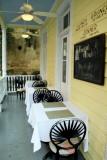Poogan's porch, Charleston Historic District