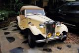 Classic car, Charleston Historic District