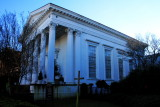 Hibernian Society Hall, c.1840, 105 Meeting Street