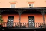 Window, Wrought Iron work, Charleston Historic District