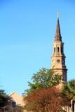 St. Philip's Episcopal Church, c. 1712, 146 Church Street